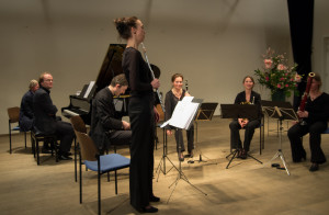 Aeolian Ensemble  19 januari 2014